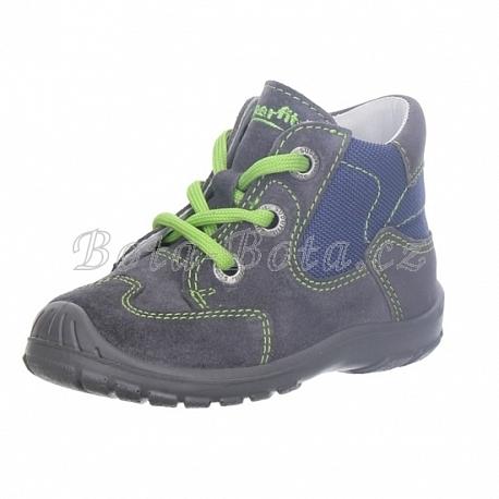 Dětská zimní obuv SuperFit 7-00322-06