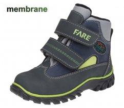 Dětská celoroční obuv (treková) FARE 827264-1