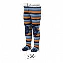Froté punčocháče Sterntaler, ABS na chodidle, na nártu i na kolenou, 8751600-366