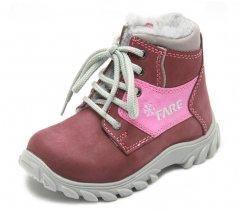 Dětská zimní obuv FARE 842292