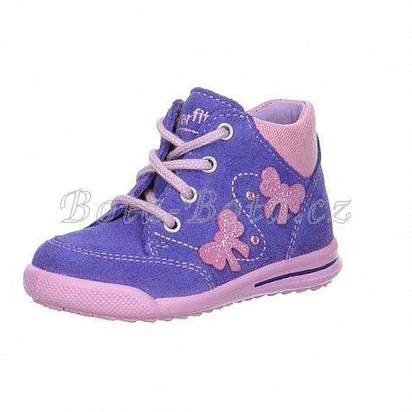 Dětská celoroční obuv SuperFit 0-00372-77