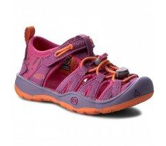 Outdorové sandále KEEN 1016356 Moxie Sandal, Purple wine/nasturtium