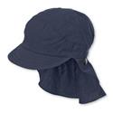 Plátěná kšiltovka, UV filtr, ochrana na krku, Sterntaler, 1531430-300