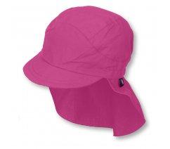 Klobouček, UV filtr, závazky, ochrana na krku