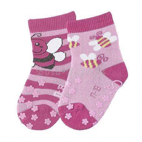 Protiskluzové ponožky, ABS i na nártu
