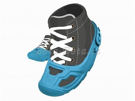 BIG chránič na boty modrý