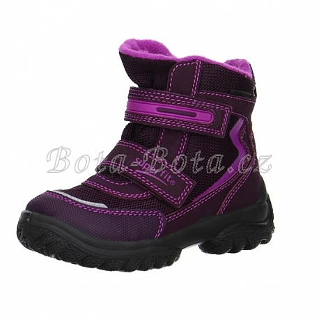Dětská zimní obuv Superfit 1-00030-41 Snowcat