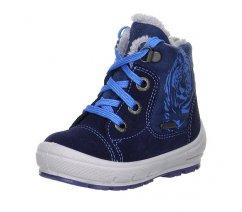 Dětská zimní obuv Superfit 1-00310-81