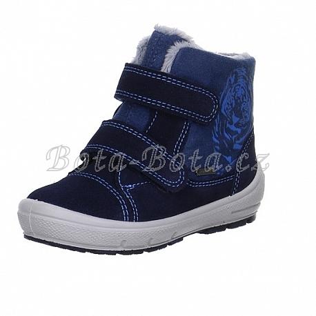 Dětská zimní obuv Superfit 1-00311-81, GTX