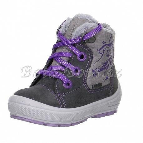 Dětská zimní obuv Superfit 1-00312-06