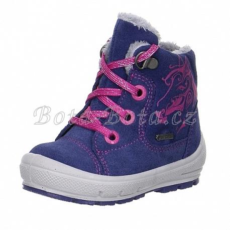 Dětská zimní obuv Superfit 1-00312-88