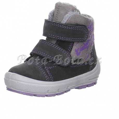 Dětská zimní obuv Superfit 1-00313-06
