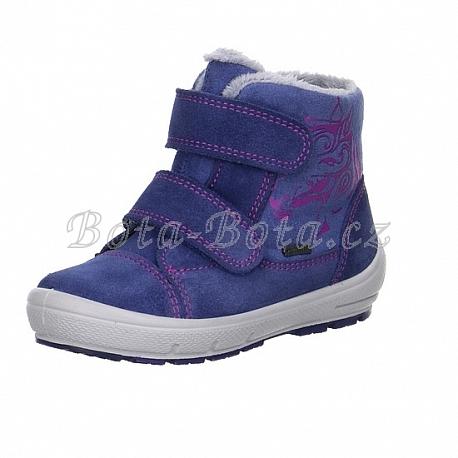 Dětská zimní obuv Superfit 1-00313-88