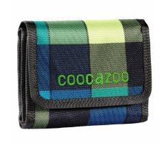 Peněženka CoocaZoo CashDash, Lime District 129163