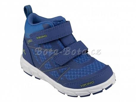 Dětská celoroční obuv VIKING 3-47305-3504, GTX