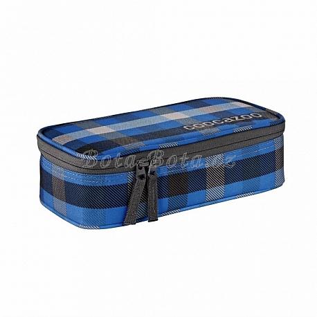 Penál CoocaZoo PencilDenzel, Hip To Be Square Blue,HM129909