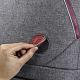 CoocaZoo MatchPatch doplňková sada, syntetická kůže Hibiscus Melange