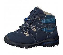 Dětská zimní obuv nepromokavá, RICOSTA 36341-171, Desse, Nautic