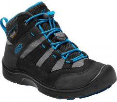 Keen HIKEPORT MID WP, Black/Blue jewel, Keen 1018000