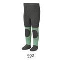 Froté punčocháče Sterntaler, ABS na chodidle, na nártu i na kolenou, 8751702-592