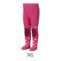 Froté punčocháče Sterntaler, ABS na chodidle, na nártu i na kolenou, 8751705-745