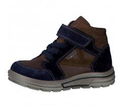 Dětská zimní obuv Ricosta 51210-260,Pit, mokka