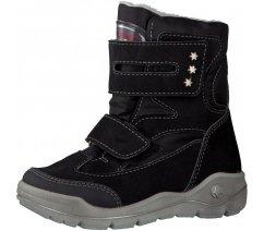 Dětská zimní obuv Ricosta 84204-94, Silke, schwarz