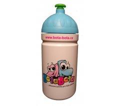 BotaBota lahev 0,5l - modré víčko