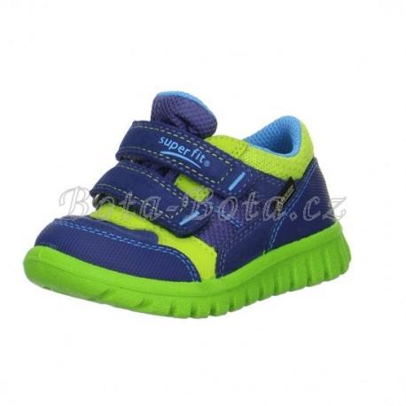Dětská celoroční obuv SuperFit 2-00190-88, GTX