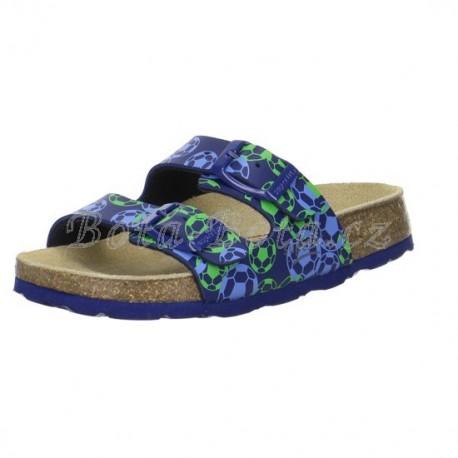 Dětské pantofle Superfit 2-00111-83