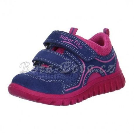 Dětská celoroční obuv Superfit 2-00192-89