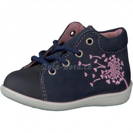 Dětské celoroční boty Ricosta 18283-173, Sandy Nautic