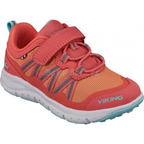Dětská sportovní obuv Vikinv 3-47630-5154 Holmen, Orange