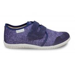 Dětská plátěná obuv Ciciban 28498 JEANS