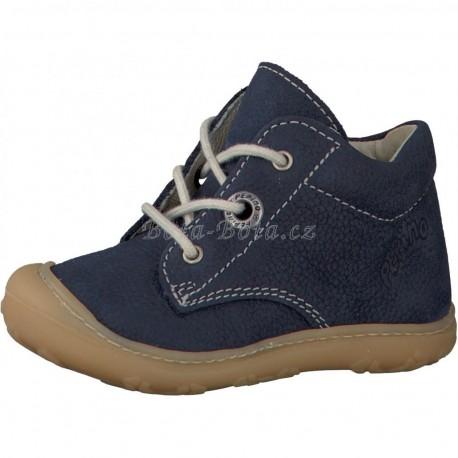 Dětské celoroční boty Ricosta, 12310-170, Cory, See