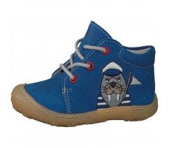 Dětské celoroční botičky Ricosta 12267-157, Wally, Azur