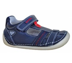 Dětské sandály Protetika GLEN NAVY