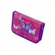 Školní aktovka - 3-dílný set, Baggymax Fabby Motýl,138520