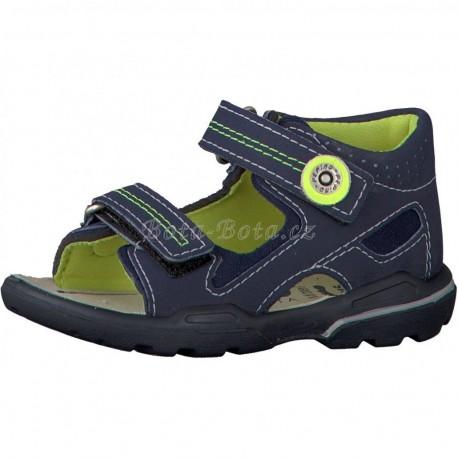 Dětské sandály Ricostat 32301-181, Manti /Ozean