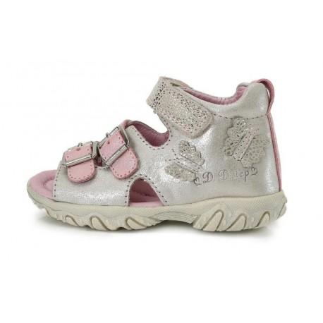 Dívčí sandále DDStep 625-5001A