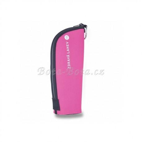 Termo obal CABRIO reflex 0,7 růžový