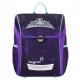 Školní aktovka - 3-dílný set, Baggymax Trikky Královská koruna, hmotnost pouze 0,65 kg