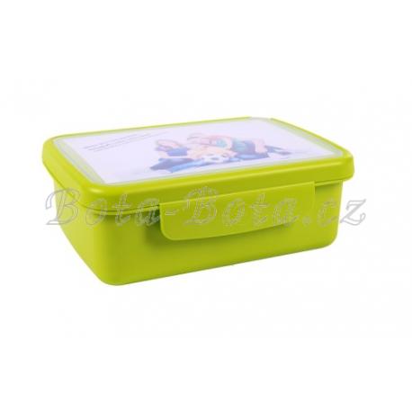 Zdravá sváča zelená,svačinový box