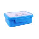 Zdravá sváča modrá, svačinový box