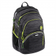 Školní batoh Coocazoo JobJobber2, Black Knit 139267