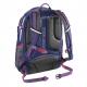 Školní batoh Coocazoo JobJobber2, Wildberry Knit 139266