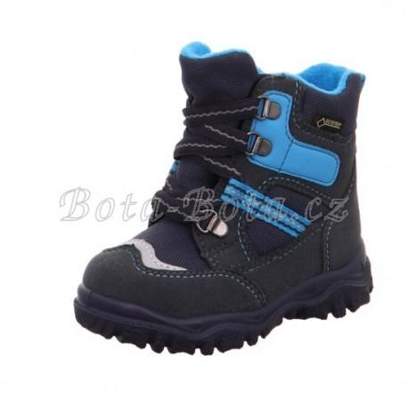 Dětská zimní obuv Superfit 3-09043-80