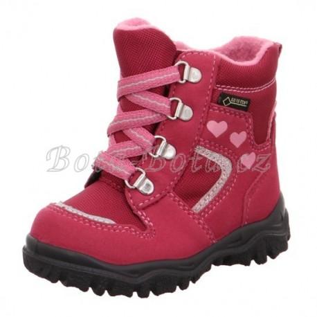 Dětská zimní obuv Superfit 3-09046-50