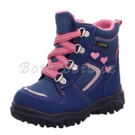 Dětská zimní obuv Superfit 3-09046-80