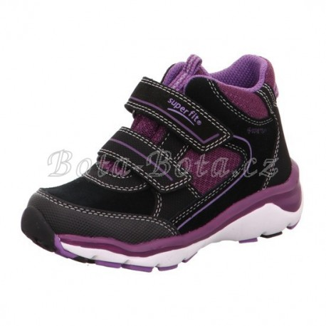 Dětská celoroční obuv SUPERFIT 3-09239-02, GTX